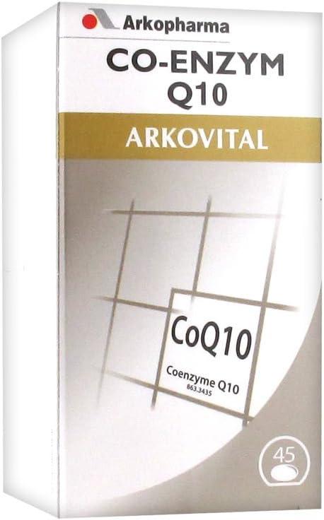 Arkopharma cheap Arkovital Coenzyme 45 Cash special price Q10 Capsules