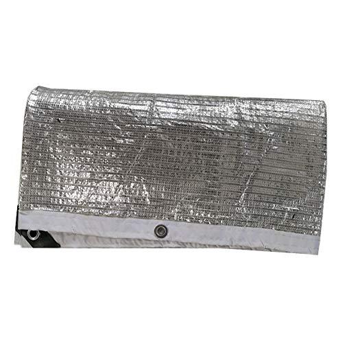 YXX-Filet d'ombrage Filet de protection contre les rayons du soleil avec filet - 75% Filet de protection contre les rayons UV pour les plantes de jardin - 100 G/M² (Size : 3m×7m)