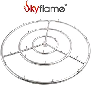Best stainless fire pit ring Reviews
