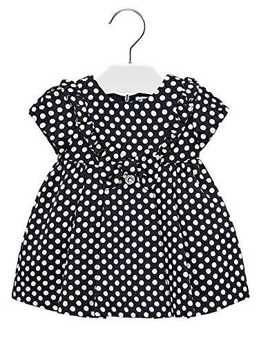Mayoral 19-02915-018 - Vestido para bebé niña 18 Meses