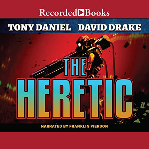 The Heretic cover art
