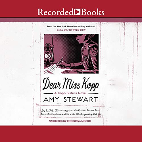 Dear Miss Kopp  By  cover art