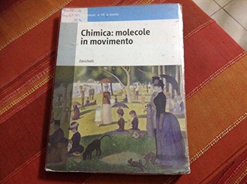 Chimica molecole in movimento