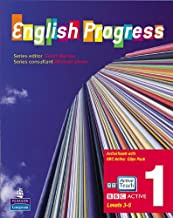 English Progress Bk 1 ActiveTeach and BBC pack with CDROM