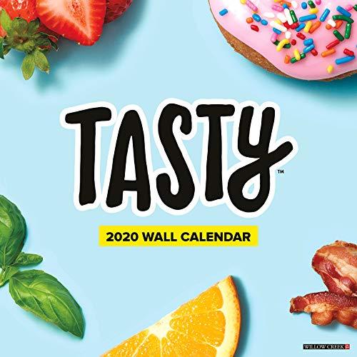 Tasty 2020 Wall Calendar