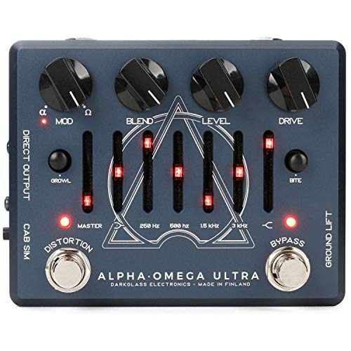 Darkglass Alpha Omega Ultra Pedal