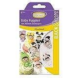 6 Günthart BackDecor Baby Zuckerfiguren | Puppies | Strampler | Babyparty | Cupcake Deko | Tortenedeko Baby