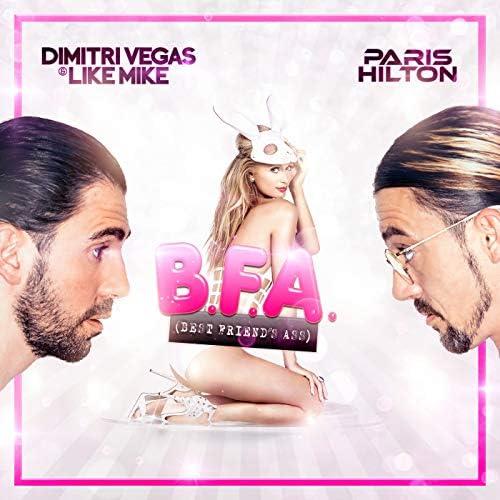 Dimitri Vegas & Like Mike, Paris Hilton & Dimitri Vegas