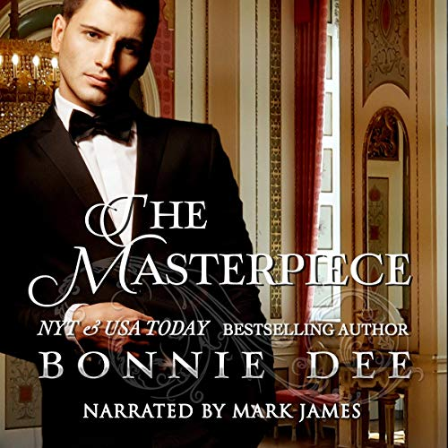 The Masterpiece audiobook cover art