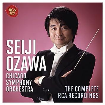Seiji Ozawa & The Chicago Symphony Orchestra - The Complete RCA Recordings