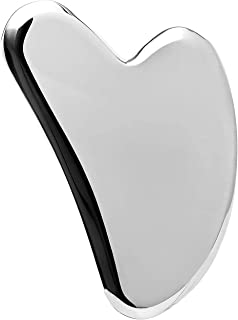 Sponsored Ad - Stainless Steel Gua Sha Tool with Travel Pouch - By SACHEU