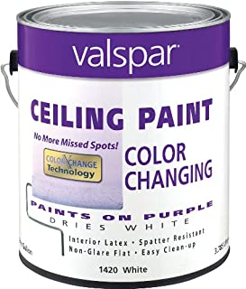 Valspar 1420 Color Changing Latex
