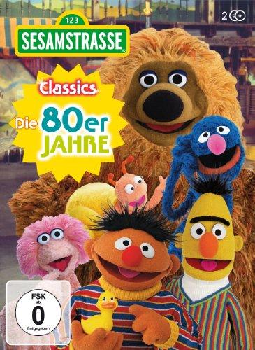 Sesamstrasse Classics - Die 80er Jahre [2 DVDs]