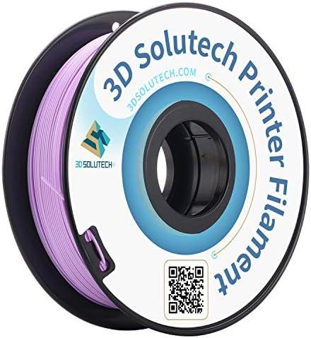 3D Solutech Lavender Purple 3D Printer PLA Filament 1 75MM Filament Dimensional Accuracy 0 03 product image