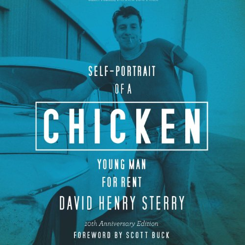 Chicken audiobook cover art
