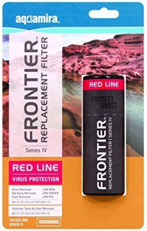 Aquamira Frontier Replacement Virus Filter for Frontier Max by Aquamira