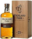 Highland Park 25 Jahre Single Malt Scotch Whisky (1 x 0.7 l)