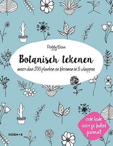 Botanisch tekenen: Meer dan 200 planten en bloemen in 5 stappen