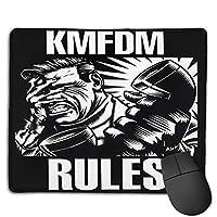 マウスパッドKMFDMゲームマウスパッドはゲームワーク学習デザインに適しています
