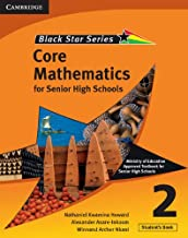 Cambridge Black Star Series Core Mathematics for Senior High Schools Student's Book 2