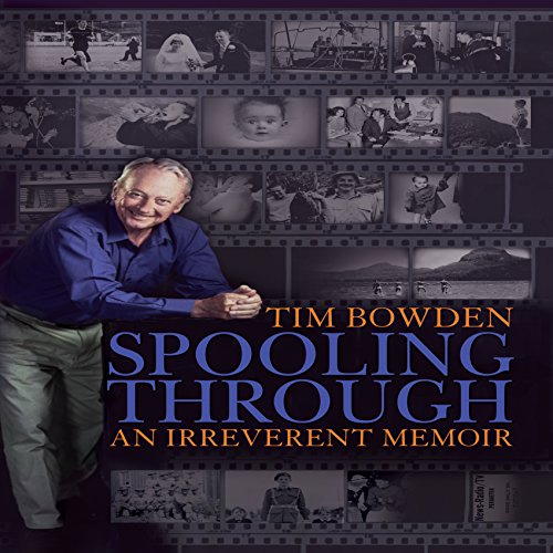 Spooling Through - An Irreverent Memoir audiobook cover art