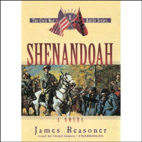Shenandoah audiobook cover art