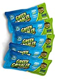 Green Gobbler Drain Opening PAC'S - 8.25 oz 5 Pack. Best Drain Cleaner and...