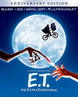 E.T. the Extra-Terrestrial [Blu-ray] [Import]