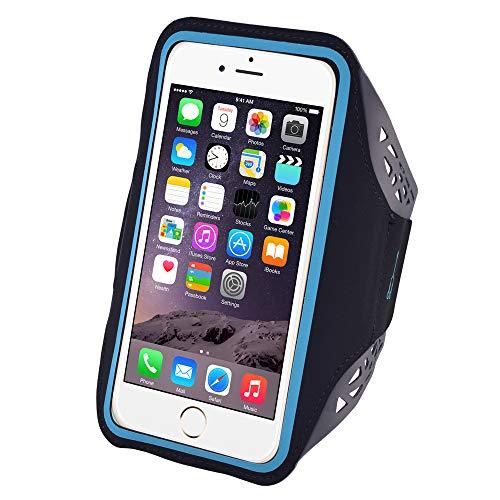 Brazalete para correr al aire libre / brazalete de pantalla con desbloqueo de huellas dactilares brazalete para teléfono / bolso para brazo