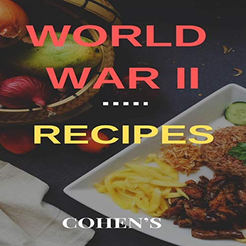 World War II Recipes cover art