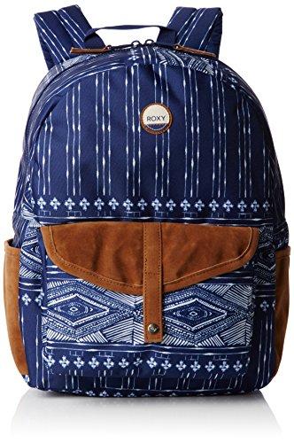 Roxy Damen Backpack Carribean J, blau, 14 x 33 x 46 cm, 18 Liter, ERJBP03269-BSQ6-1SZ