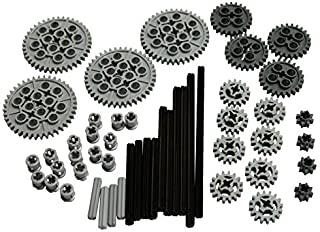 LEGO Parts and Pieces: Technic Gear and Axle Pack by LEGO