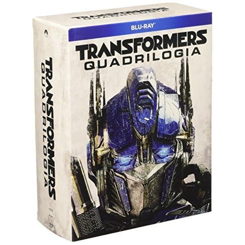 Transformers Quadrilogia (Box 4 Br)