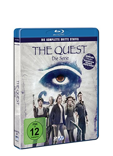 The Quest - Die Serie - Staffel 3 [Blu-ray]
