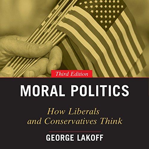 Moral Politics cover art