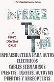 Infraestructura para Autos eléctricos y solares; Cables submarinos; Puentes, Túneles, Autovías; Puertos y Areopuertos (Un Futuro Diferente nº 143) (Spanish Edition)