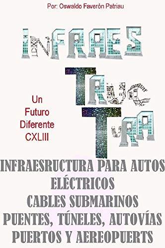 Infraestructura para Autos eléctricos y solares; Cables submarinos; Puentes, Túneles, Autovías; Puertos...