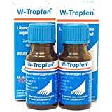[page_title]-W-Tropfen Doppelpack 20 ml (2 x 10 ml), Lösung gegen Hühneraugen und Hornhaut