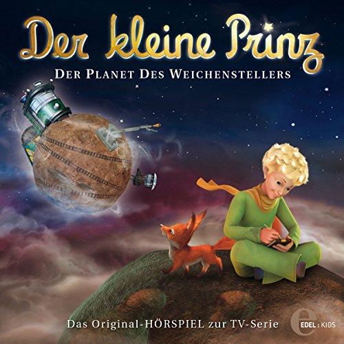 Der Planet des Weichenstellers (Der kleine Prinz 12) Titelbild