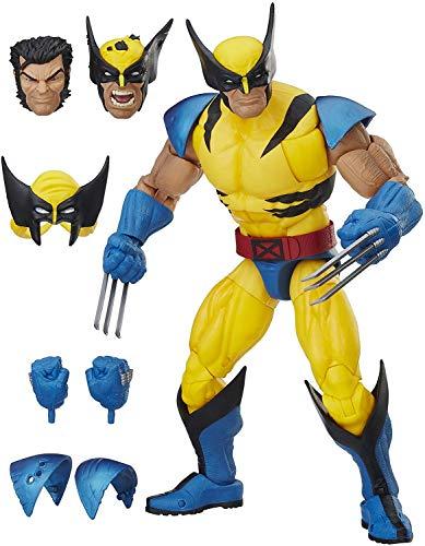 Hasbro Marvel Avengers E0493Legend Figur Wolverine Collector 30cm