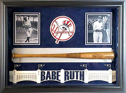 Babe Ruth Rare Autographed Signature Bat