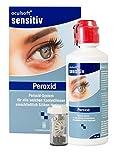 Oculsoft Sensitiv Peroxid 90ml - Pflegemittel für weiche Kontaktlinsen - Reiseset