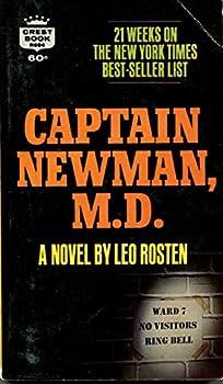 Mass Market Paperback Captain Newman, M.D. Book