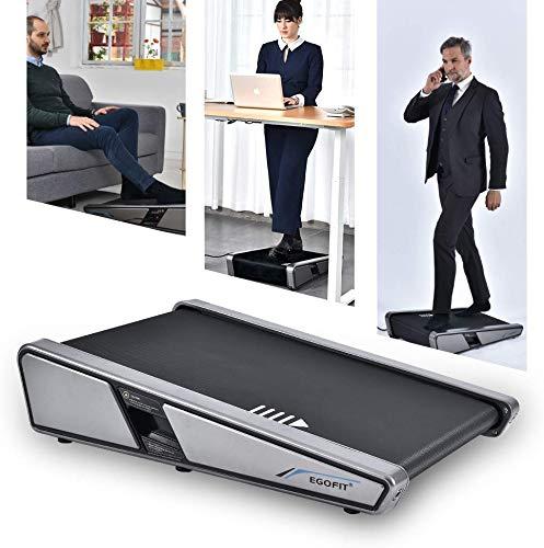Egofit Motorized Walking Treadmill with Remote Control