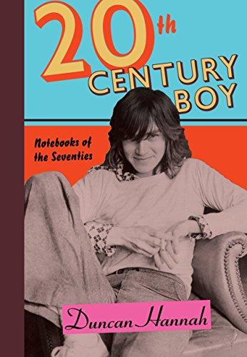 Image of Twentieth-Century Boy: Notebooks of the Seventies (KNOPF)