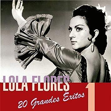 20 Éxitos Lola Florez