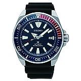 "[セイコー] SEIKO 腕時計 SEIKO PROSPEX Diver's 200M ""Samurai"" Pepsi Bezel Dark Blue Dial 自動巻,自動巻 , 手巻き式 SRPB53K1 【並行輸入品】"