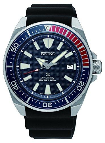 Reloj Seiko Prospex Caballero SRPB53K1 ̈Pepsi Samurai ̈