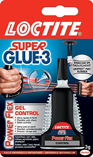Loctite Colle forte/Super Glue 3 - Control Power Flex 3 g