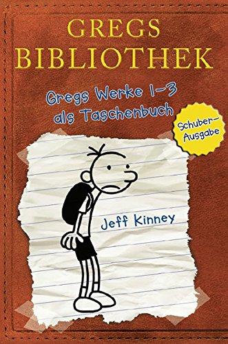 Gregs Bibliothek - Gregs Werke 1 - 3 als Taschenbuch: Band 1 bis 3 (Gregs Tagebuch)